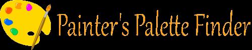 Painters Palette Finder